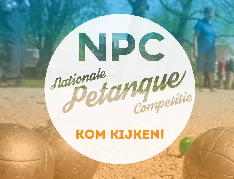 NPC - Nationale Petanque Competitie