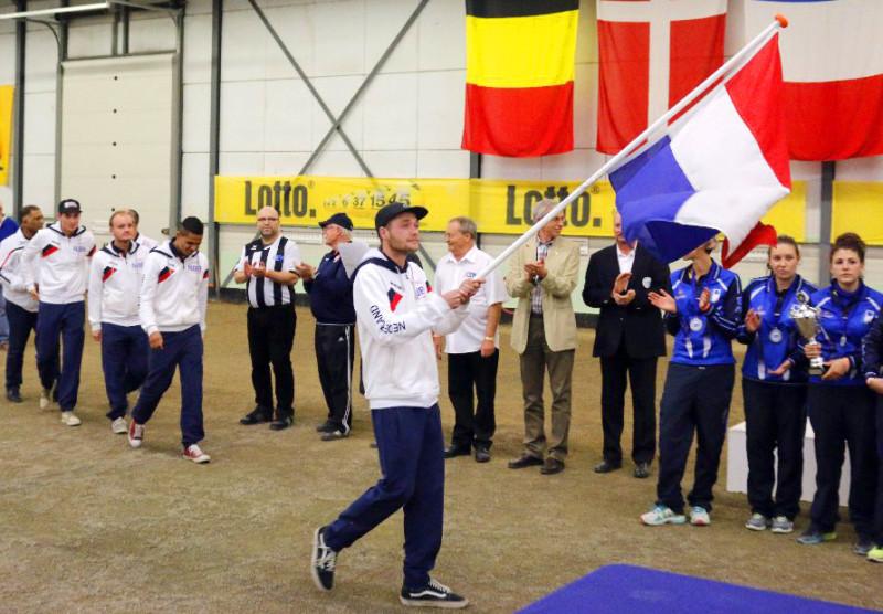 Nederlandse Team Mannen