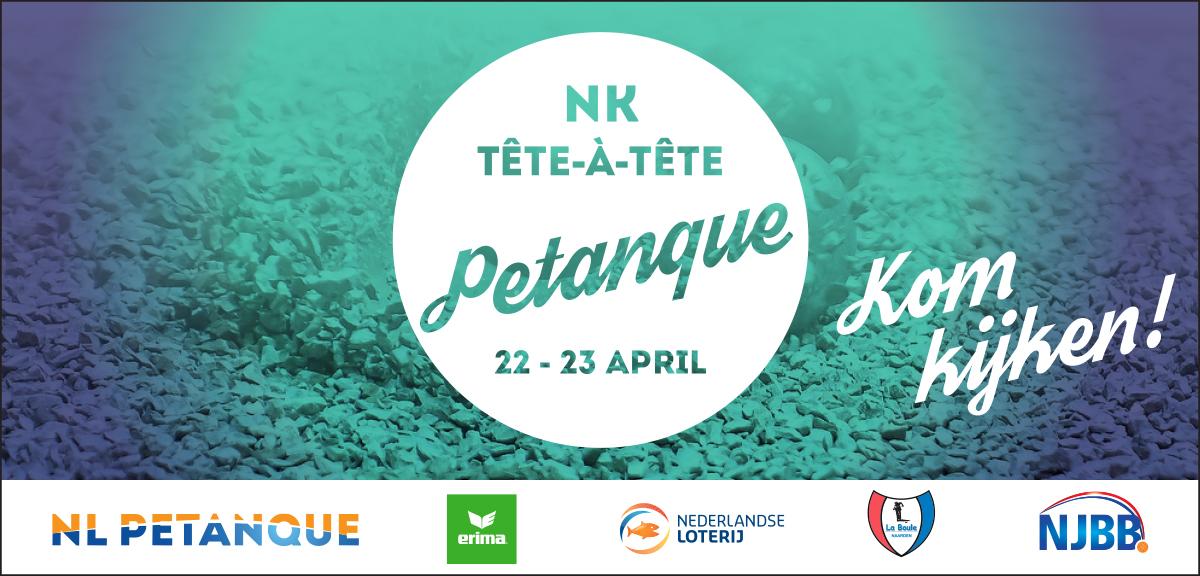 NK petanque Tete-a-tete