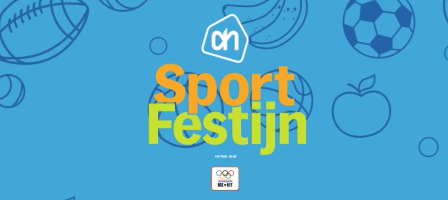 Vrijwilligers gezocht voor AH Sportfestijn