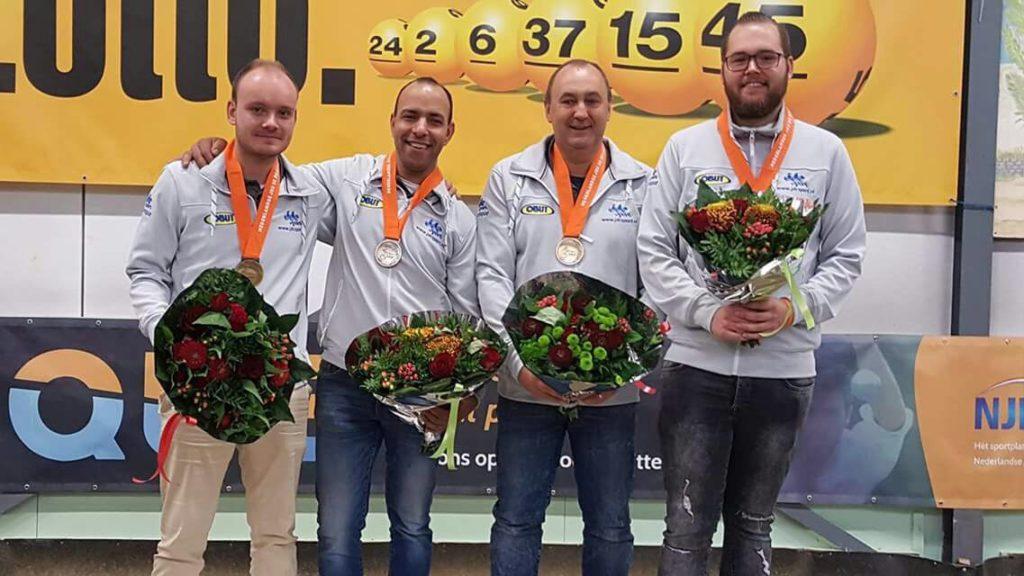 Winnaars NJBB Masters petanque