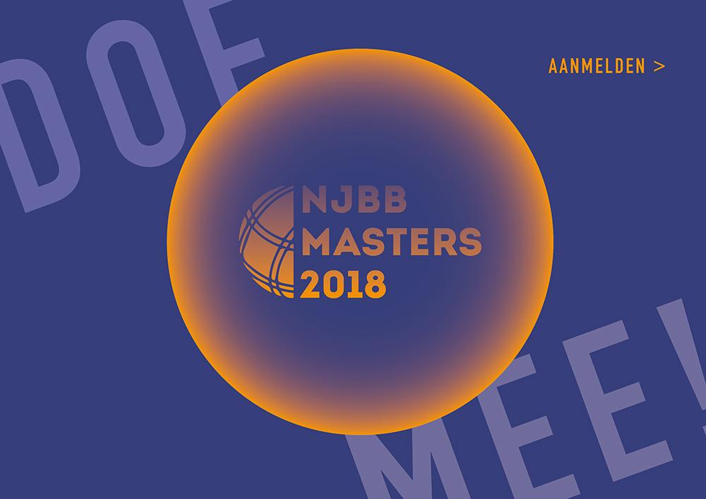 NJBB Masters 2018 petanque