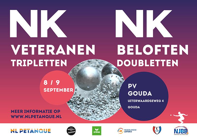 NK Veteranen 2018 NK Beloften petanque
