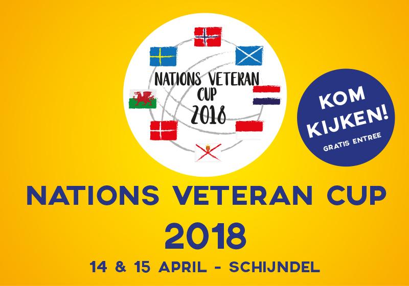 Nations Veteran Cup 2018 petanque