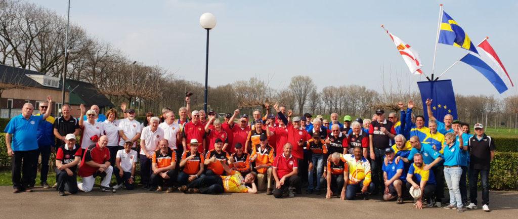 Nations Veteran Cup NederlandseTeams Alle Deelnemers