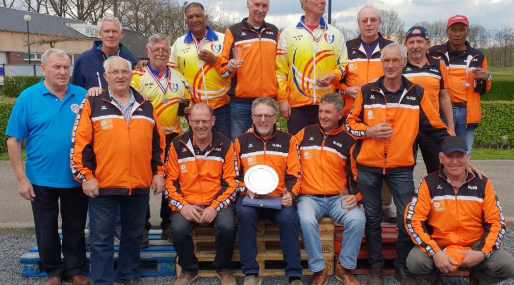 Nations Veteran Cup NederlandseTeams