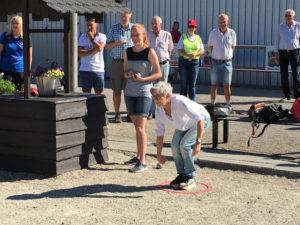 Wethouder Delft NK Mix petanque