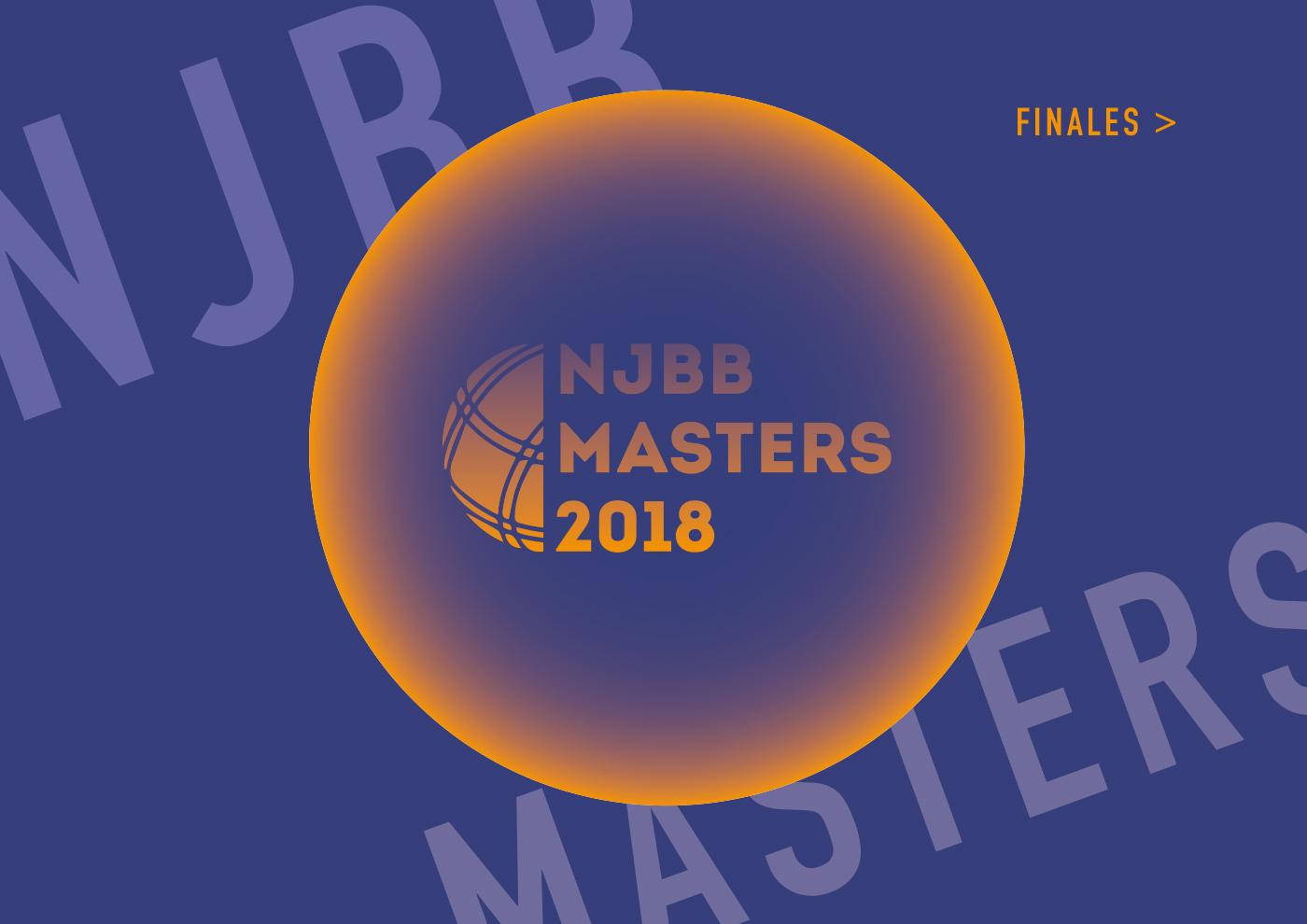 NJBB Masters finales petanque