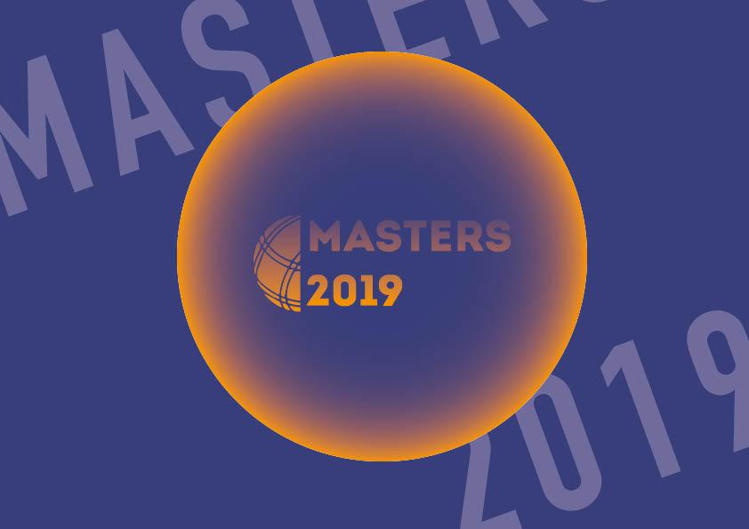 Masters 2019 petanque