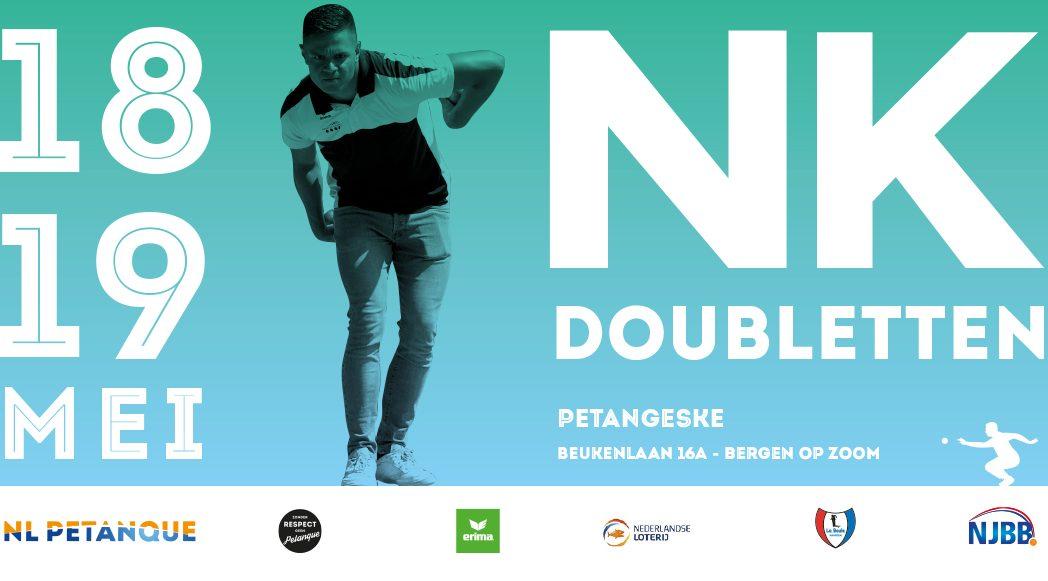 NK Doubletten petanque 2019