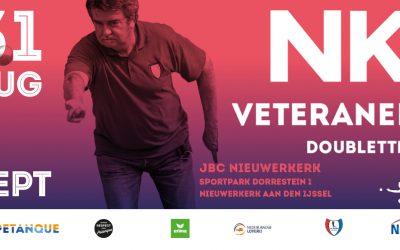 Volg hier het NK Veteranen 2019