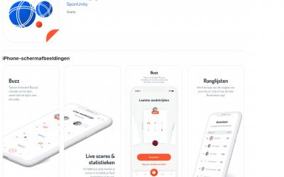 Jeu de boules-app 'Boulesbaas' officieel gelanceerd