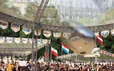 Nederland stelt zich kandidaat voor de EK Tête-à-Tête, Doubletten, Mix in 2022