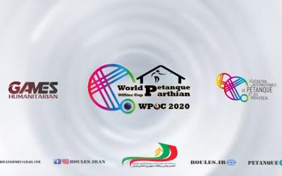 Eerste World Petanque Offline Cup op punt van beginnen