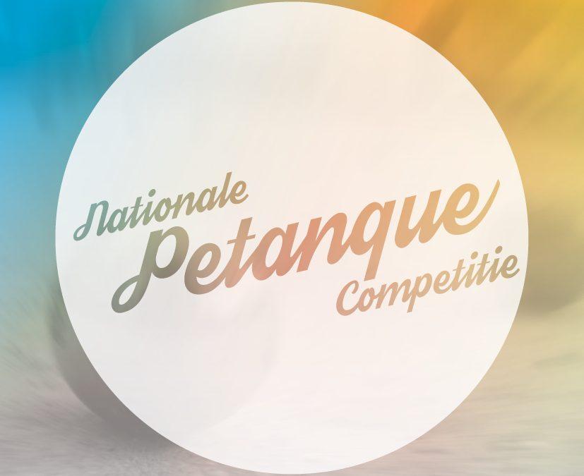Tijdelijk versoepelende maatregelen Nationale Petanque Competitie (NPC)